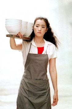 Gong Li In Zhou Yus Train Yu De Huo Che