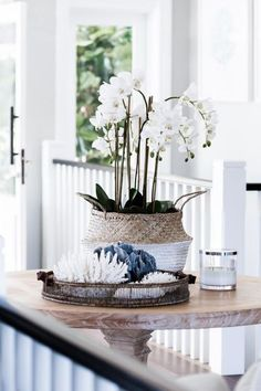 Coastal home decor d