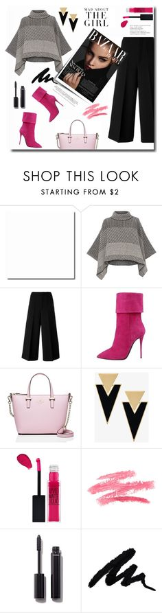 """""""Mad about the girl ."""" by gul07 ❤ liked on Polyvore featuring Piazza Sempione, Marni, Kershaw, Yves Saint Laurent, Maybelline and Chanel"""