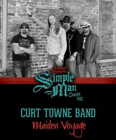 We just added The Curt Towne Band to the SMC VIII lineup. See y'all in November! #curttowneband #simplemancruise #SMC #sxmliveloud #cruise #vacation #finalchapter #lynyrdskynyrd #rock #beach #livemusic #norwegiancruiseline