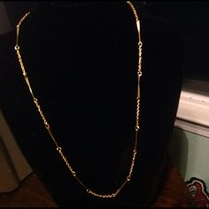 Shop Women's Gold size OS Necklaces at a discounted price at Poshmark. Description: Looks great alone or with a charm. Indian Jewelry Earrings, Gold Jewellery, Jewelry Necklaces, Designer Jewelry, Designer Earrings, Jewelry Design, Gold Earrings Designs, Necklace Designs, Simple Jewelry