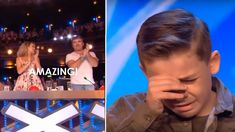 10 Year Old Singer With A BIG Voice Gets EMOTIONAL After This Happens! |...