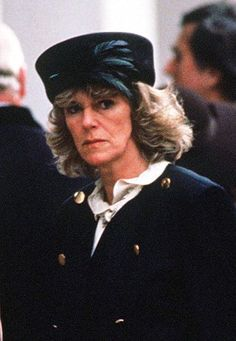 "Camilla Parker Bowles, 1989... ""the love of his life?"""