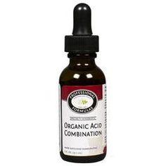 Organic Acid Group lsode 1oz
