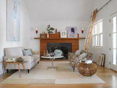 #lounge #loungeroom #livingroom #colourcombinations #modernfireplace