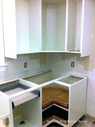 Image Result For Kitchen Upper Corner Cabinet Corner Kitchen