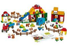 LEGO DUPLO Large Farm – 154 pieces - MTA Catalogue