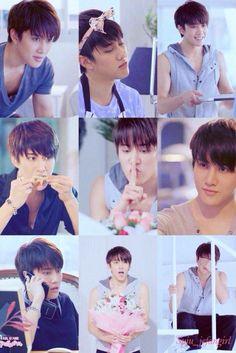 So cute. cr Full House Thai FB