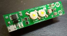 LiTTLe Thief Lithium Joule Thief Night Light by Burgduino on Tindie Joule Thief, Joules, Night Light, Usb, Electric, Ebay, Night Lights, Bedside Lamp
