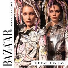 Tomorrow evening BAZAAR explores Marc Jacobs' Spring/ Summer 17 collection with a styling session by Amy Yasmine & Mughni Che Din. Stay tuned on our news feed for more updates!  via HARPER'S BAZAAR MALAYSIA MAGAZINE OFFICIAL INSTAGRAM - Fashion Campaigns  Haute Couture  Advertising  Editorial Photography  Magazine Cover Designs  Supermodels  Runway Models