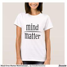 Mind Over Matter Motivational Equation