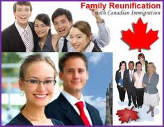 Family Reunification with Canadian Immigration MULTIVISAS ‪#‎canada‬ ‪#‎immigration‬ ‪#‎workatcanada‬