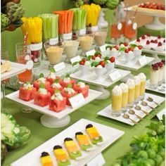 Next birthday party! Healthy AND delicious!!!!