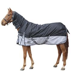 De #Pagony #Tiger 200 full neck is een sterke, warme, waterdichte en volledig uitgeruste deken met een hele #hals. De deken heeft een 200 grams vulling. http://www.divoza.com/nl/pagony-tiger-200-full-neck