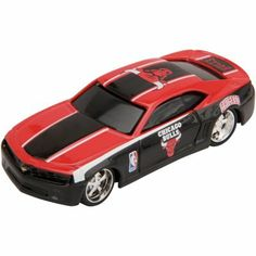 Chicago #Bulls Chevrolet Camaro Toy Car $5.95