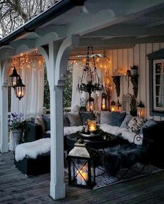 Bohemian Garden And Outdoor Patio Design Source Home Decor Budget, Home Decor on a budget, Home Deco Outdoor Rooms, Outdoor Living, Outdoor Life, Outdoor Patio Designs, Balkon Design, Home Improvement Loans, Cozy Place, Deco Design, Backyard Patio