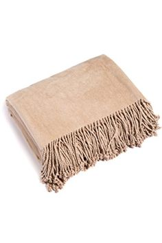 Fishers Finery Ultra Plush Throw, Micro Velvet Fleece for Comfort and Warmth - Sand Fishers Finery http://www.amazon.com/dp/B00QIVSMFU/ref=cm_sw_r_pi_dp_EZ9cxb1GAA8F4