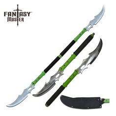 Fantasy Master Dual Slasher Sword for sale from AllNinjaGear.com - Your #1 source for all things Shinobi