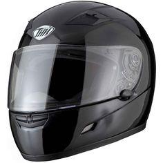 a1ef7569 THH TS-39 Full Face Helmet Description: The THH TS-39 Helmet is. Black  Motorcycle ...