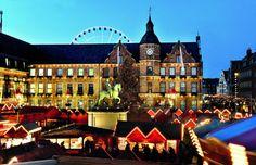 Düsseldorfer Weihnachtsmarkt 2014 - Düsseldorfer Altstadt Magazin