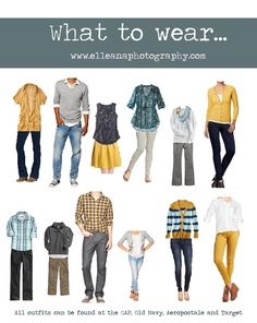 Teal, grey and yellow – What to wear, family photo outfits www.elleanaphotog… Teal, grey and yellow – What to wear, Fall Family Picture Outfits, Family Pictures What To Wear, Family Portrait Outfits, Family Picture Colors, Summer Family Pictures, Fall Family Portraits, Fall Family Photos, Family Outfits, Family Pics