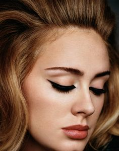 Adele makeup inspiration