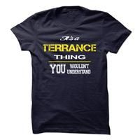 Special TERRANCE You wouldnt Understand