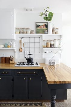 Kitchen Cabinet Refacing: Options, Cost + Information   Apartment Therapy