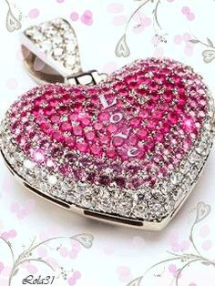 Rosa Bling, Pink Bling, Pink Sparkly, Pink Love, Pretty In Pink, Hot Pink, Gris Rose, I Love Heart, Everything Pink