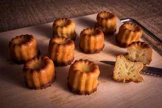 Recette cannelés bordelais   Supertoinette Biscuits, Garlic, Vegetables, Desserts, Food, Crack Crackers, Tailgate Desserts, Cookies, Deserts