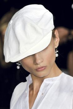 Ralph Lauren Style, Stylish Hats, Newsboy Cap, Love Hat, Caps For Women, Mode Outfits, Mode Style, New York Fashion, Chic