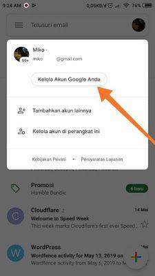 Cara Mengganti Nama Gmail Di Hp Android Email Gmail Nama Bisnis Kirim Upload Surat Pesan Instan Ganti Nama Aplikasi