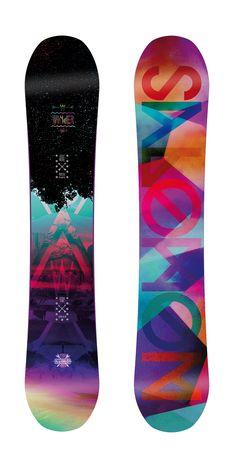 Women's Salomon Snowboards - Salomon Wonder Snowboard - All Sizes Snowboard Design, Ski And Snowboard, Salomon Snowboard, Freestyle Snowboard, Never Summer, Snowboarding Women, Snowboarding Style, Snow Gear, Winter Hiking