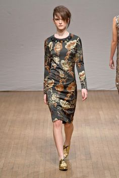 Clements Ribeiro Fall 2013 RTW Collection - Fashion on TheCut