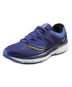 SAUCONY Saucony Triumph Iso 3   Round Toe Synthetic  Running Shoe. #saucony #shoes #