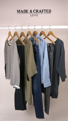 Levi's Made and Crafted new arrivals