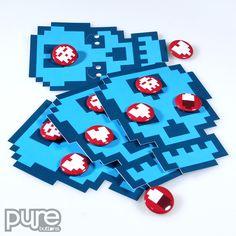 Die Cut Button Packs