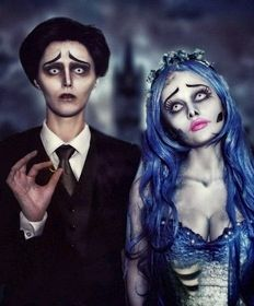 love this Corpse Bride cosplay!!! Awesome!!!