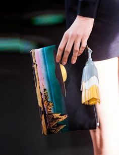 Anya Hindmarch. Fashion Week SS14: Bags | ELLE UK