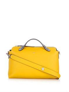By The Way leather cross-body bag | Fendi | MATCHESFASHION.COM