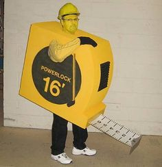 Here is a photo of my son-in-law's Halloween costume. All hand made with cardboard, metal, plastics, etc. He always wins with his unique costumes. Diy Halloween, Boxing Halloween Costume, Homemade Halloween Costumes, Boy Costumes, Couple Halloween Costumes, Family Halloween, Unique Costumes, Group Costumes, Zombie Costumes