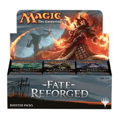 Magic the Gathering : Fate Reforged - Sealed Booster Box (36 packs)