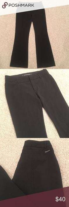 "DKNY Jeans Black Dress Pants Size 6 with 30"" inseam. DKNY Pants"