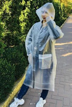 Pvc Raincoat, Plastic Raincoat, Plastic Mac, Rain Coats, Macs, Rain Wear, Rain Jacket, Windbreaker, Fashion