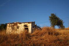 Old building by Casa Hidalgo
