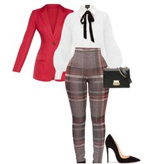 Fashmates Outfit Inspiration: Class Act - - Shop this awesome look on Fashmates. Casual Work Outfits, Business Casual Outfits, Classy Outfits, Stylish Outfits, Work Fashion, Fashion Outfits, Womens Fashion, Fashion Night, Outfits Riverdale