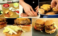 LA RECETTE DU MEILLEUR CHEESEBURGER Menu, Ethnic Recipes, Food, Home Burger, One Pot, Eat, Recipes, Sweet Treats, Menu Board Design