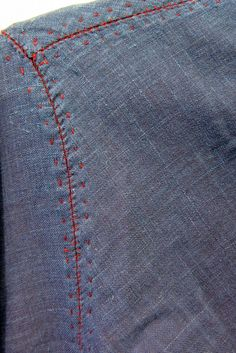 great way of embellishing a simple shirt
