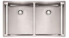 Franke Bolero BOX220-36 Double Sink - Sinks - Sinks & Taps - Kitchen Appliances   Harvey Norman Australia