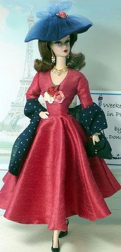 Weekend in Paris Barbie ...